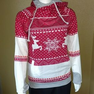Holiday Hoodie Small